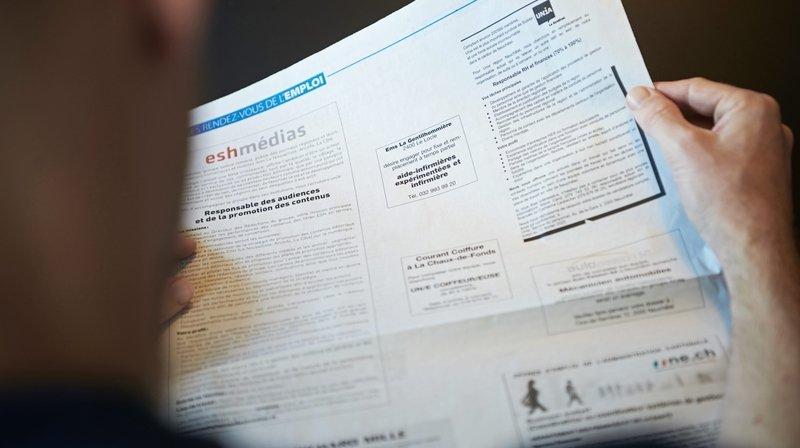 Le chômage a baissé en mai dans l'Arc jurassien