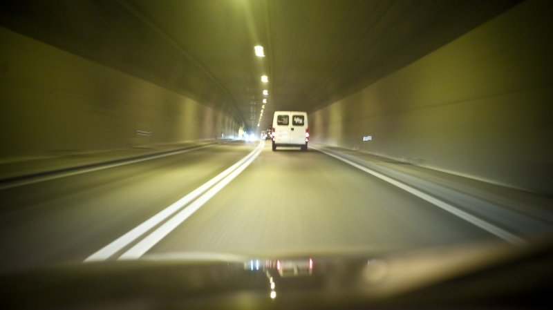 Les tunnels sous la Vue-des-Alpes seront fermés deux nuits