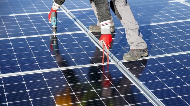 Quelque 2000 mètres carrés de panneaux photovoltaïques seront installés.