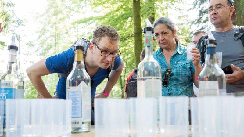 Revers pour l'IGP absinthe du Val-de-Travers