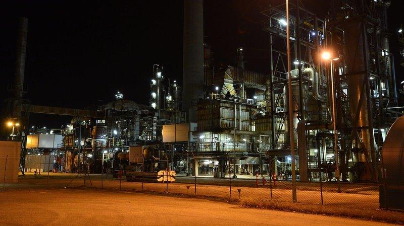 Cressier: chasse aux erreurs durant la maintenance de la raffinerie