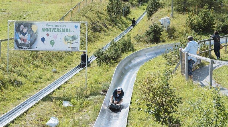 Infraction aux mesures anti-Covid: l'exploitant du toboggan de La Vue-des-Alpes condamné