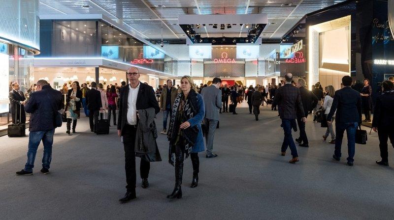 Geneva Watch Days est né en 2020, pour pallier l'absence des salons horlogers, après l'annulation de Watches and Wonders et de l'ancien Baselworld, ici en 2018.