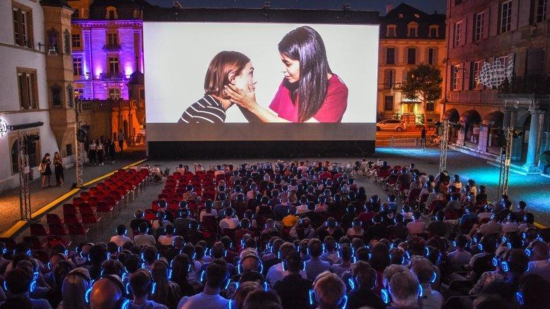 Neuchâtel: le Nifff pourra accueillir davantage de spectateurs