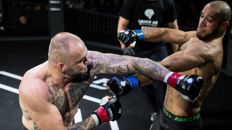 MMA: Milanko Puranovic battu pour son retour dans l'octogone