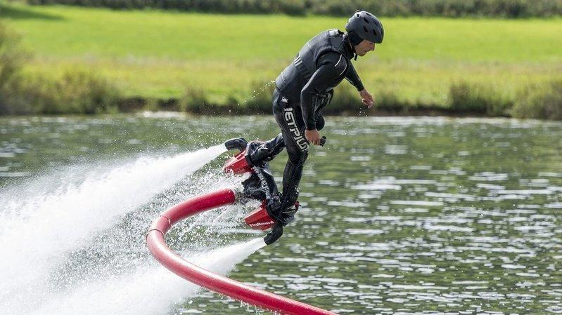 Condamnations après l'accident de flyboard lors des Fêtes du Doubs