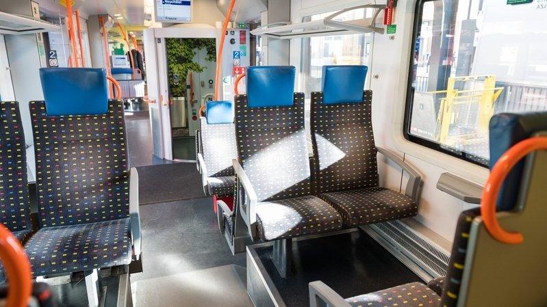 Intempéries: interruption du trafic ferroviaire dans le Jura bernois
