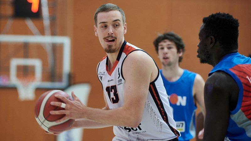 Basketball: trois joueurs d'Union Neuchâtel sélectionnés avec l'équipe de Suisse