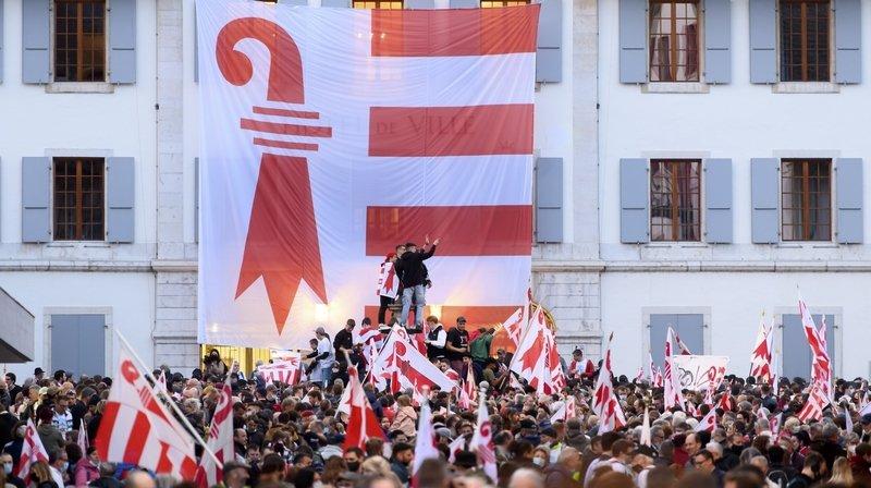 Le canton de Berne prépare le départ de la Ville de Moutier