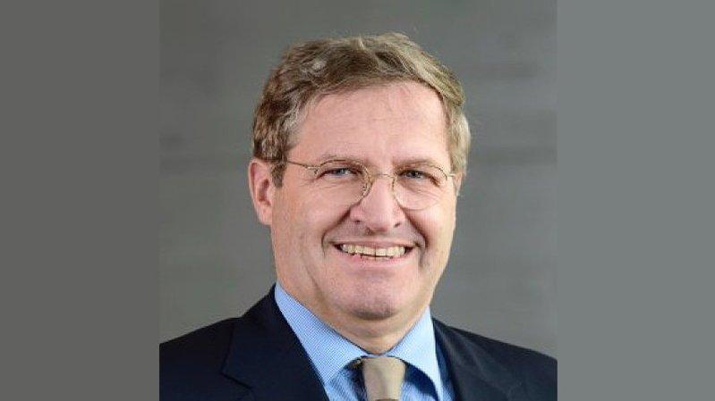 Bénédict de Cerjat succédera à Bernard Soguel, dès août 2022.