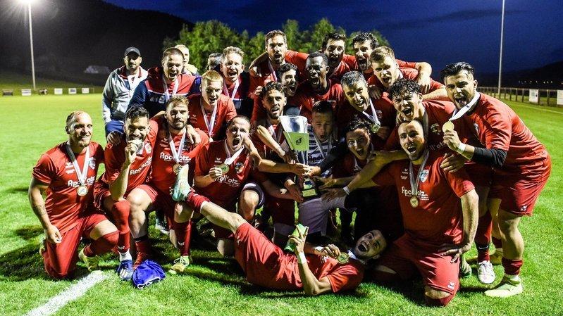 Football: Saint-Blaise et Bevaix accèdent à la deuxième ligue avec des parcours diamétralement opposés