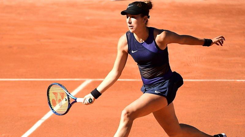 Tennis – Roland-Garros: Belinda Bencic éliminée au 2e tour par Daria Kasatkina