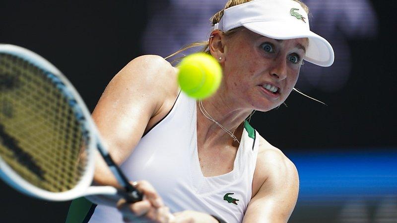 Tennis – Wimbledon: la Biennoise Jil Teichmann vite sortie