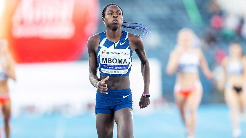 Athlétisme – Hyperandrogénie: la Namibienne Christine Mboma privée du 400m à Tokyo