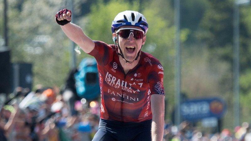 Cyclisme – Giro: Dan Martin gagne la 17e étape en solitaire
