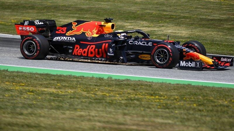 Formule 1 – GP d'Autriche: Max Verstappen en pole position devant Lando Norris