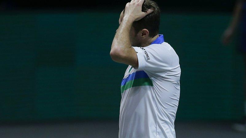 Tennis: Wawrinka forfait pour les JO de Tokyo