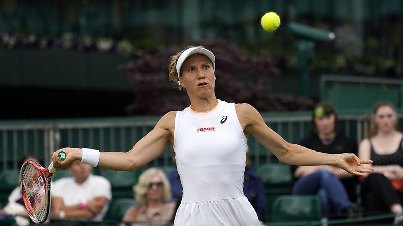 Tennis – Wimbledon: un premier 8e de finale de Grand Chelem pour Golubic