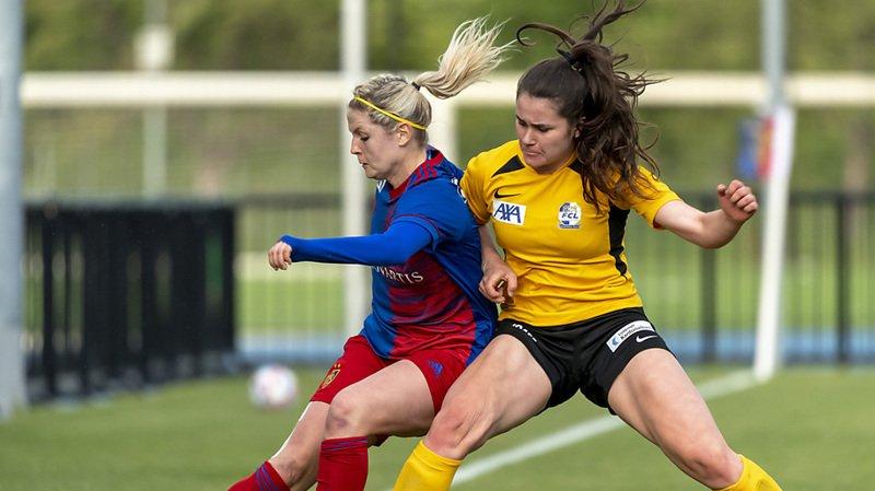 Football – Coupe de Suisse dames: Lucerne s'impose en finale contre Zurich