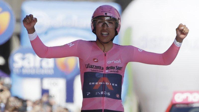 Cyclisme: Bernal remporte le Giro