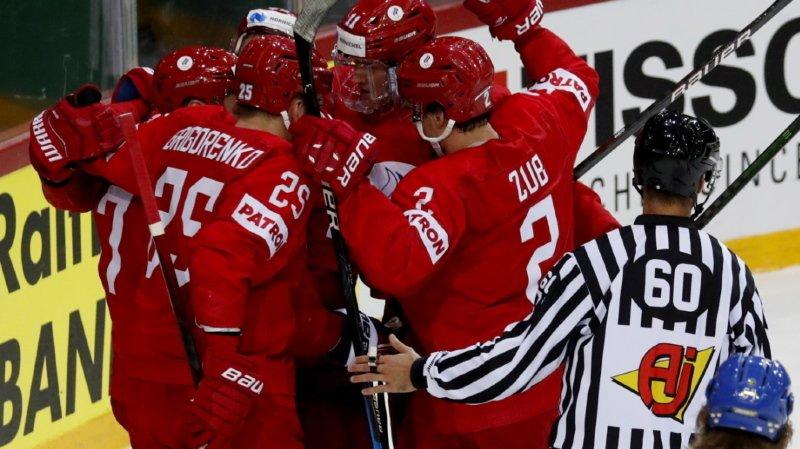 Hockey sur glace – Mondial: la Suisse qualifiée pour les quarts, la Suède éliminée
