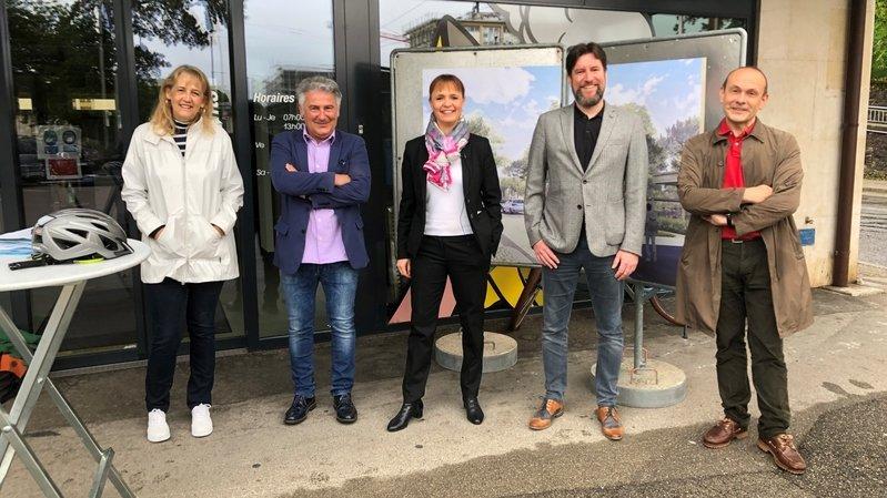 Clos-de-Serrières: le Conseil communal de Neuchâtel dénonce «des propos trompeurs»