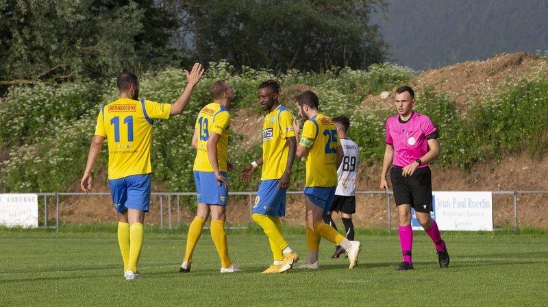 Football – deuxième ligue interrégionale: Xamax M21 et Coffrane connaissent leurs adversaires