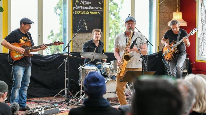 A Corcelles, le Kvo lance sa nouvelle saison de concerts