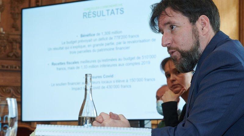 Le Covid plombe les comptes 2020 des anciennes communes de Neuchâtel