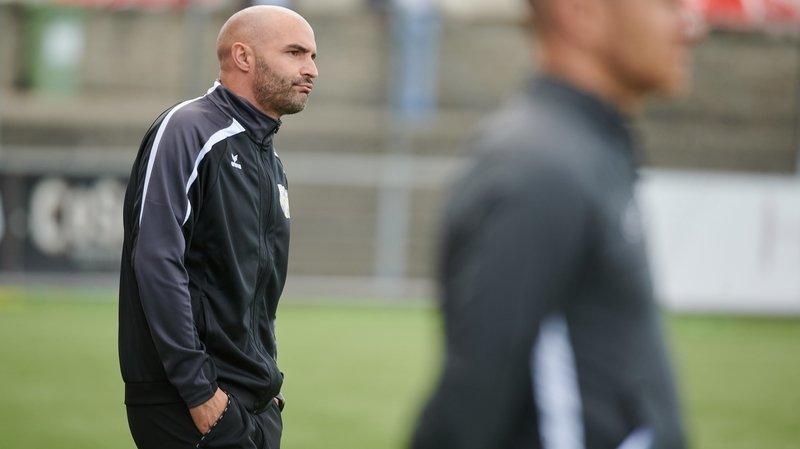Alexandre Pepe n'est plus l'entraîneur du FC La Chaux-de-Fonds