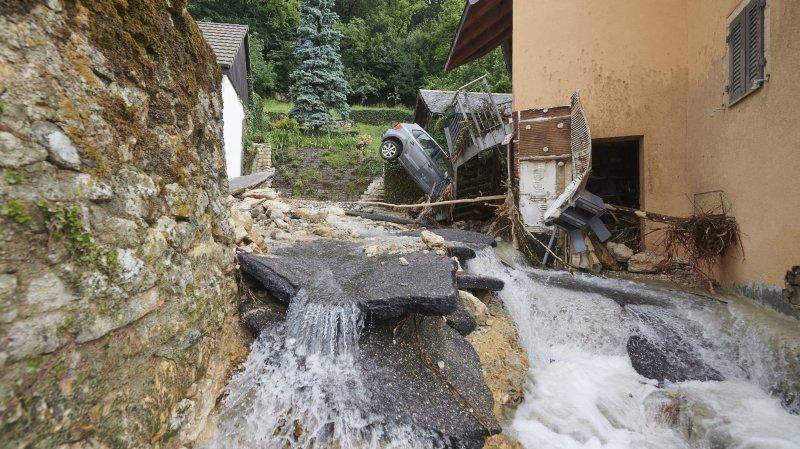 Plusieurs ruisseaux neuchâtelois sont sous haute surveillance
