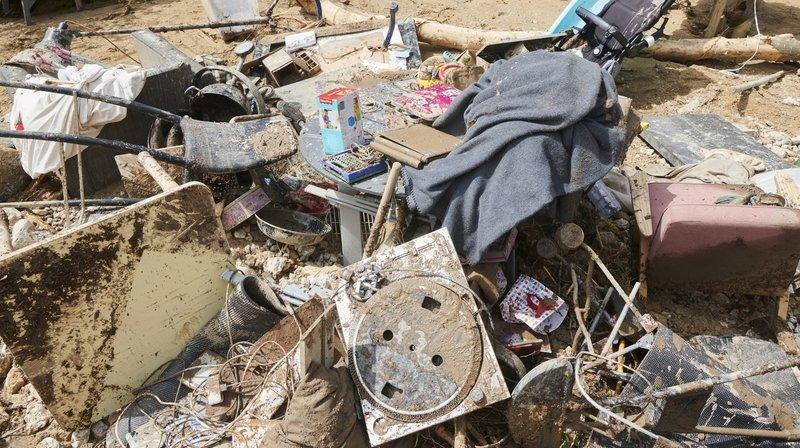Cressier: dernier délai pour entreposer les déchets encombrants