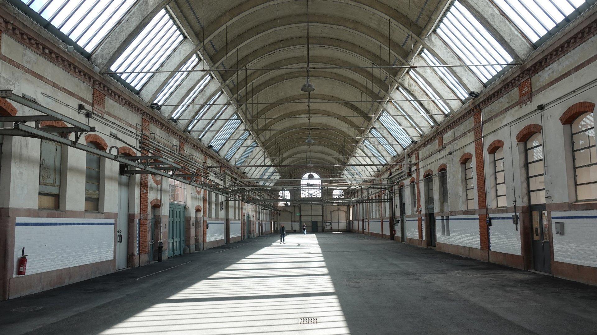 """Le """"salon des refusés"""" aura lieu aux Anciens Abattoirs de La Chaux-de-Fonds."""