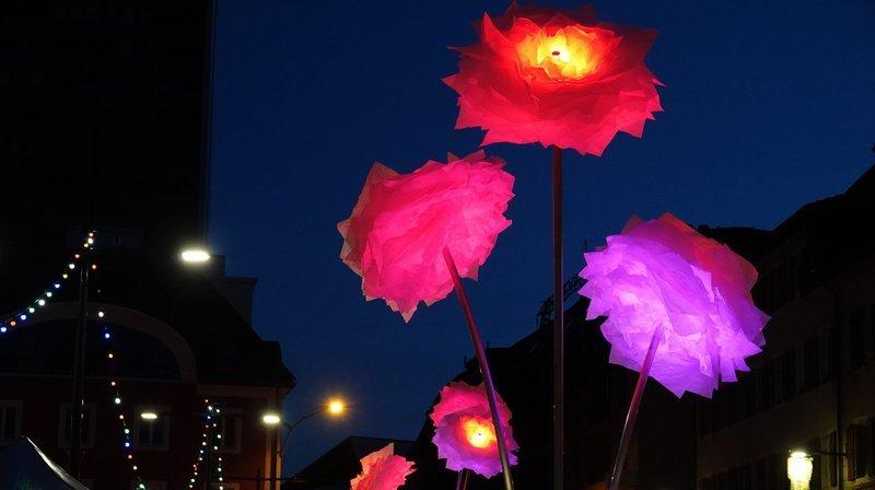 La Chaux-de-Fonds a honoré son patrimoine avec des fleurs