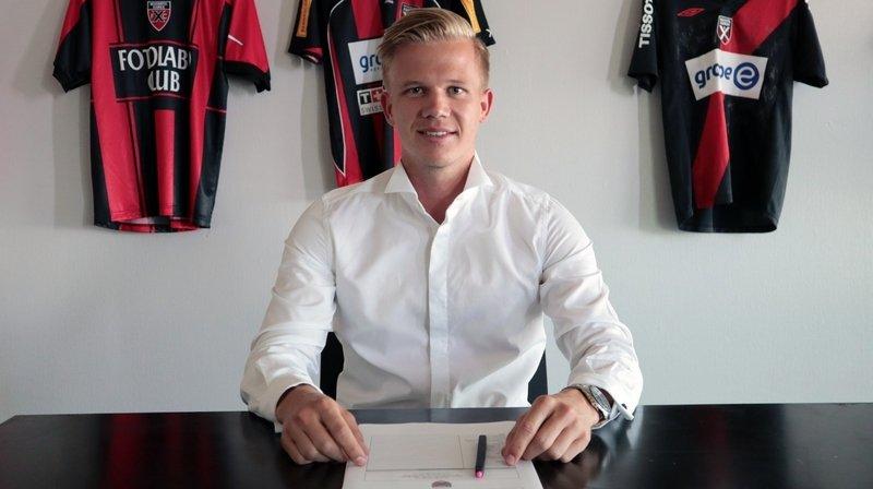 Football: Neuchâtel Xamax renforce son entrejeu avec l'engagement de Mats Hammerich