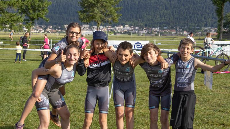 Les petits champions n'ont pas démérité ce week-end au Val-de-Ruz.