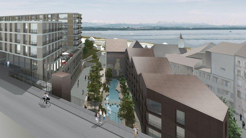 Neuchâtel: le projet Tivoli sud a désormais un visage