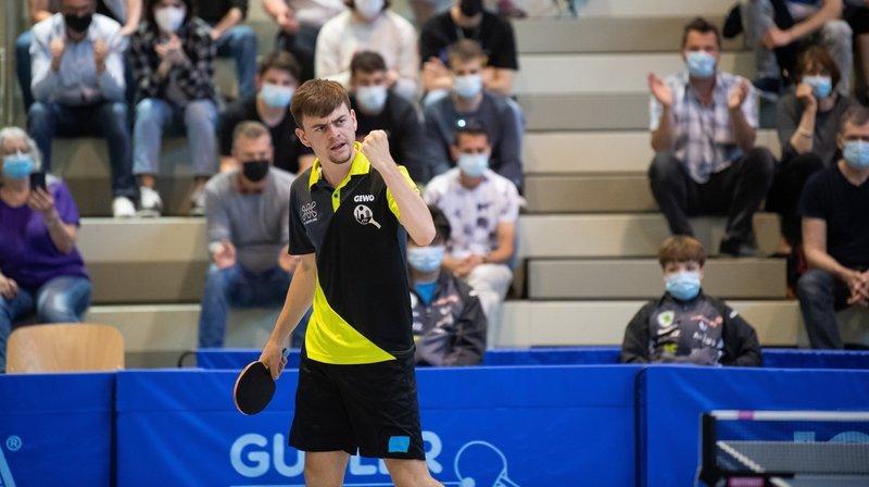 Tennis de table: la belle aventure du CTT La Chaux-de-Fonds prend fin en demi-finale