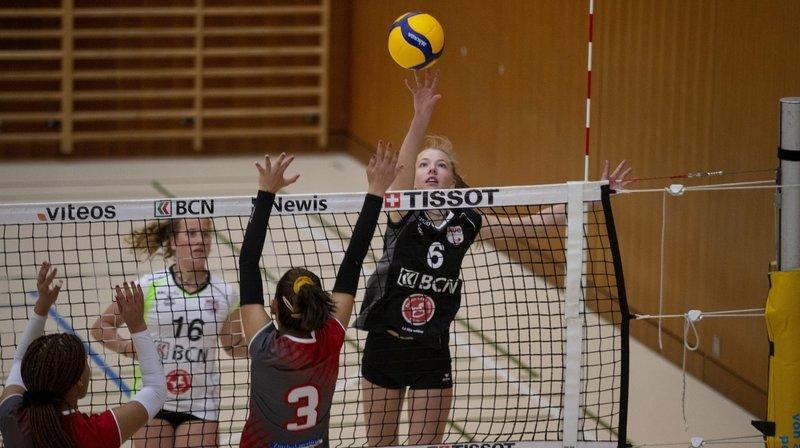 Championnats de Suisse: les juniors du NUC éliminées de la course au titre
