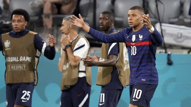 Euro 2021: pourquoi le hors-jeu n'est-il pas signalé plus vite?
