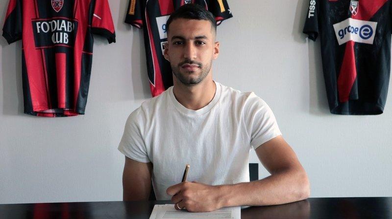 Football: un nouvel attaquant pour Neuchâtel Xamax