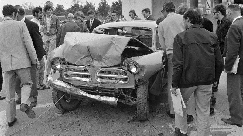 En 1971, à Neuchâtel, on veut améliorer la sécurité routière
