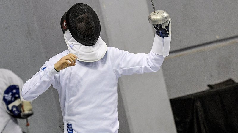 A Bienne, Théo Brochard n'est pas passé loin d'une place sur le podium.