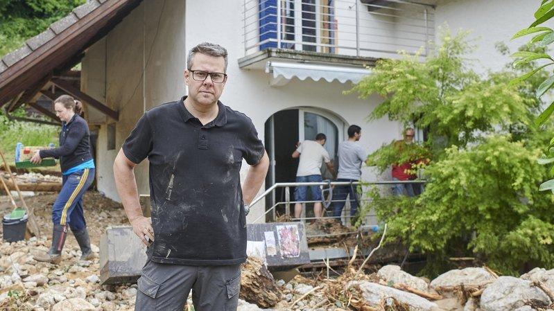 Inondations à Cressier: «Nous avons cru mourir, nous n'avons eu aucun secours»
