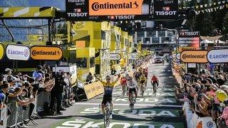 Tour de France: Tissot fait montre d'une extrême précision