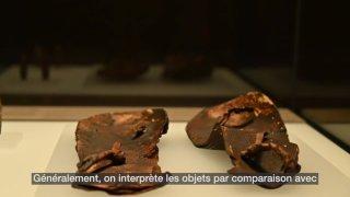 Archéologie: «Des choses» exposées au Laténium