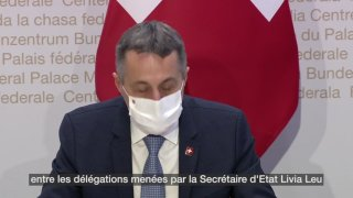 Suisse - UE : Rupture des négociations sur l'accord-cadre