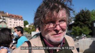 Expo: départ en France du «Grand Nain» de Plonk & Replonk