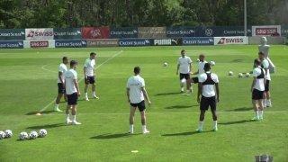 Euro 2021: dernier entraînement pour les Suisses avant le match contre le Liechtenstein