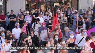 Les Suissesses descendent dans la rue pour une nouvelle grève des femmes